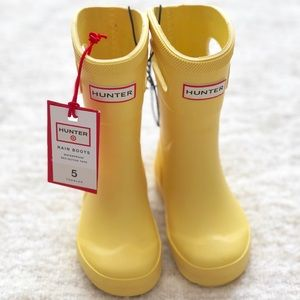 Hunter for Target size 5 Toddler Rain Boots NWT